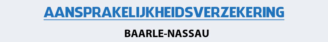 aansprakelijkheidsverzekering-baarle-nassau