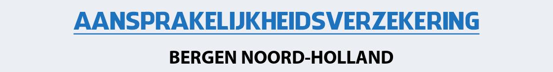 aansprakelijkheidsverzekering-bergen-noord-holland