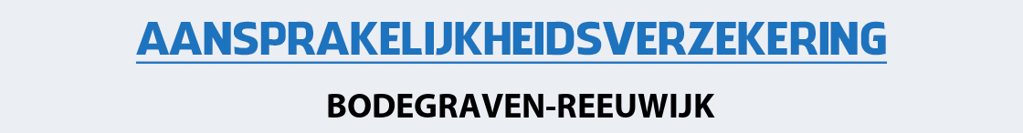 aansprakelijkheidsverzekering-bodegraven-reeuwijk