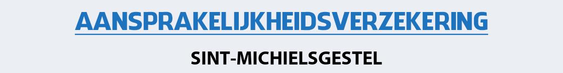 aansprakelijkheidsverzekering-sint-michielsgestel