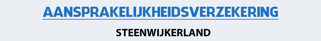 aansprakelijkheidsverzekering-steenwijkerland