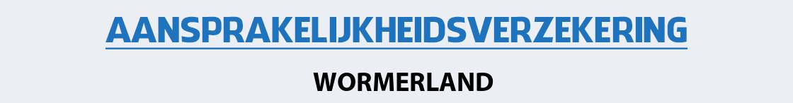 aansprakelijkheidsverzekering-wormerland